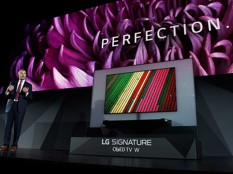 As production improvements make OLED screen manufacture more cost effective, LG is investing heavily in order to benefit from the growing popularity of the technology outside of the high-end TV market