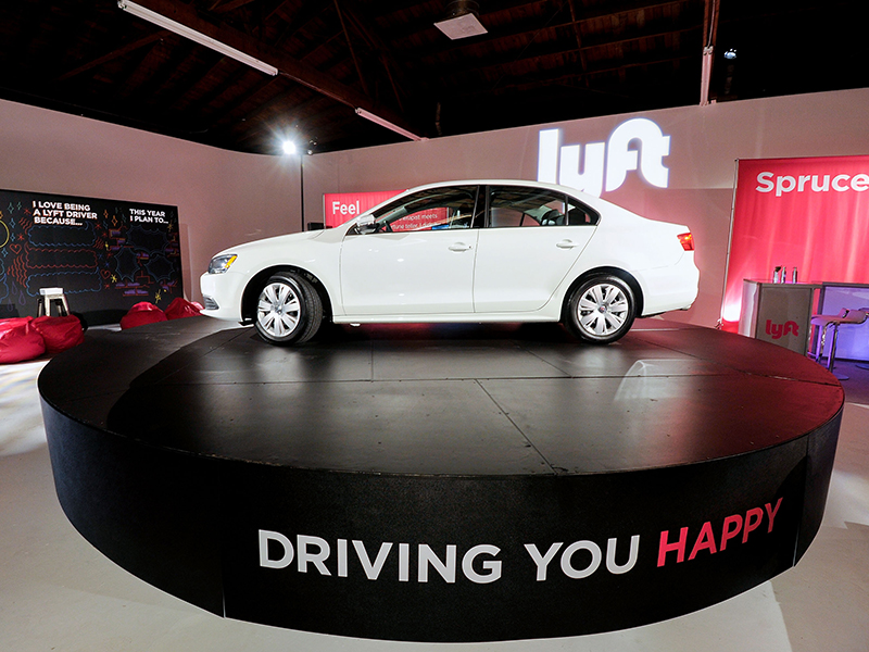 Ride-hailing app Lyft and automobile giant Ford will collaborate in an attempt to bring self-driving vehicles to the mainstream before fierce competitor Uber