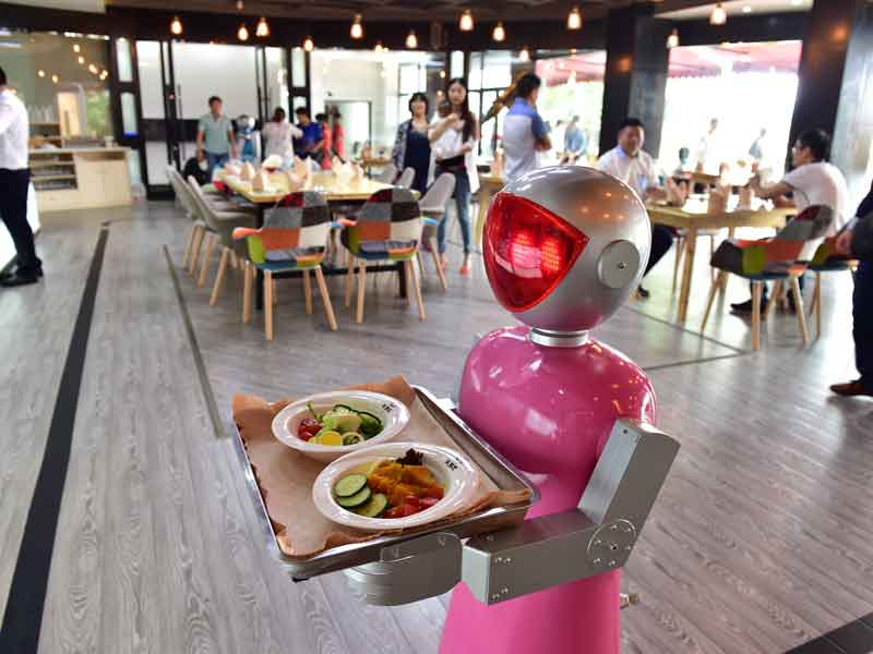 The latest edition of the World Robotics Report shows that robot sales are increasing year-on-year, with strong growth displayed by the electronics industry