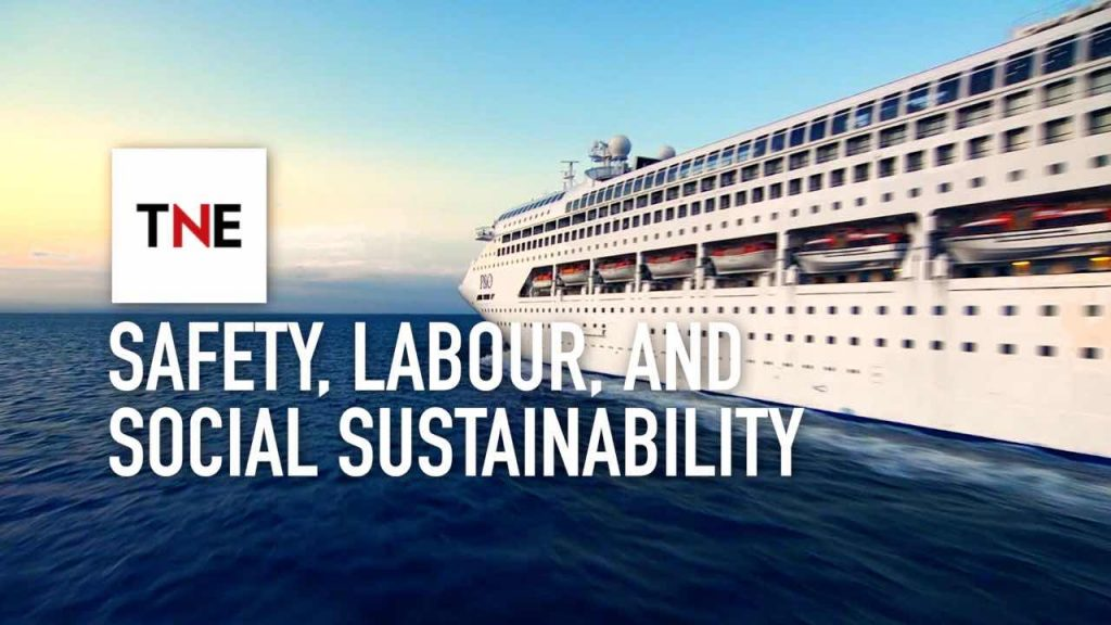 In our second video with Carnival Corporation, we learn more about the cruise company's sustainability initiatives around labour, social and safety