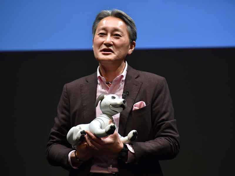 The revival of Sony's robotic dog, Aibo, has seen the company re-enter the race to conquer the AI market