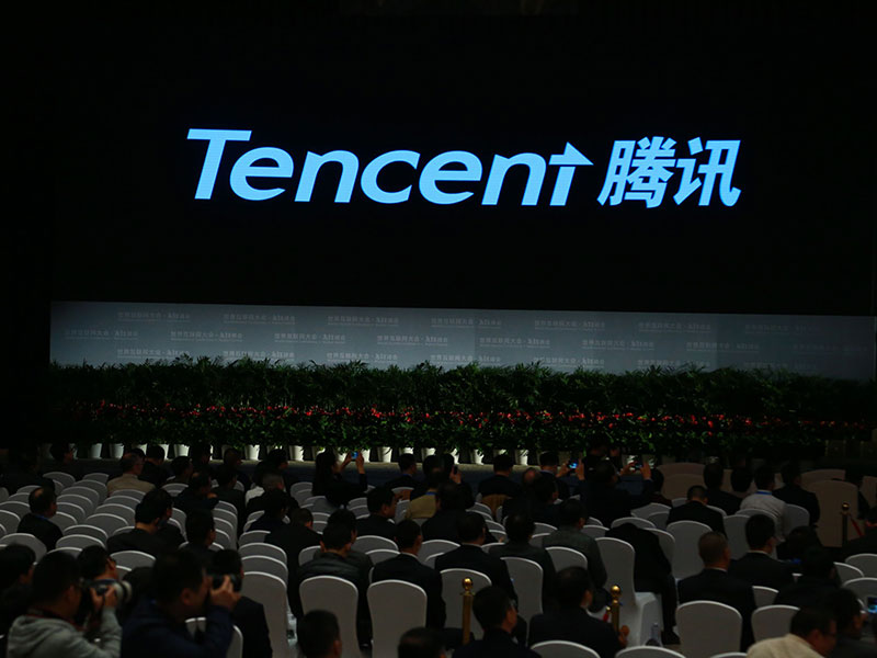 Tencent ramps up Alibaba competition with Vipshop investment