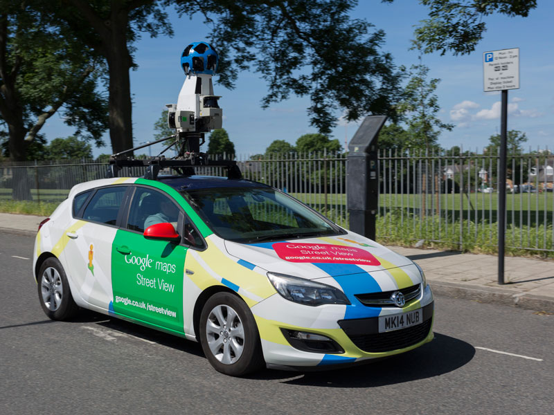 Images readily available on Google Street View can uncover an unnerving amount of information about neighbourhood demographics, income and voting preferences