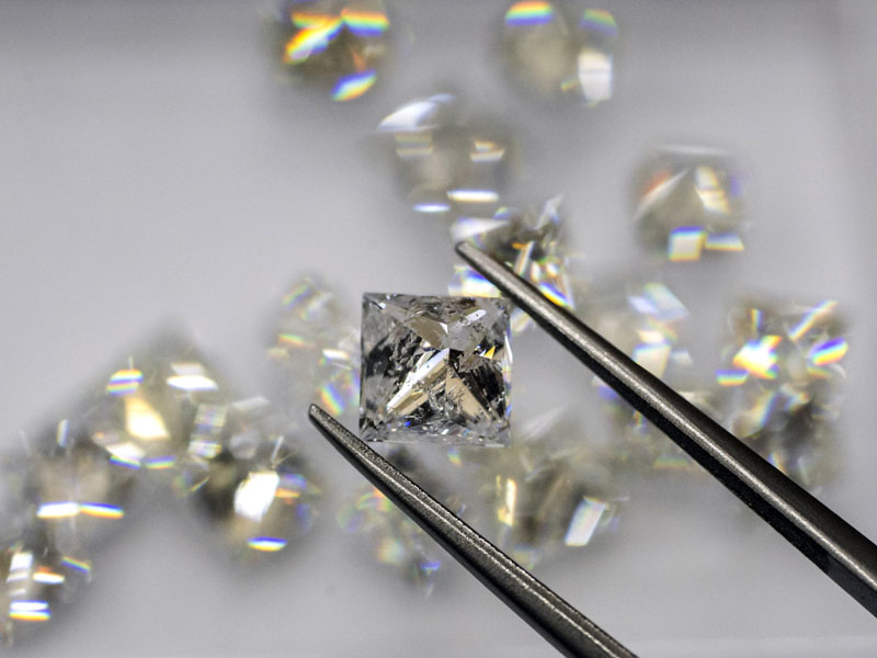 Blockchain technology could create a permanent, transparent history of every diamond sold and ease consumers' fears about their purchases