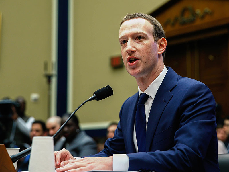 Top 5 talking points from Mark Zuckerberg's Congress grilling