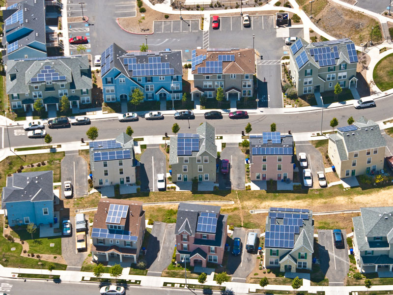 California Might Require the Installation of Solar Panels on All New Constructions