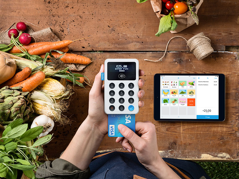 PayPal acquires Swedish startup iZettle for $2.2 billion ahead of IPO