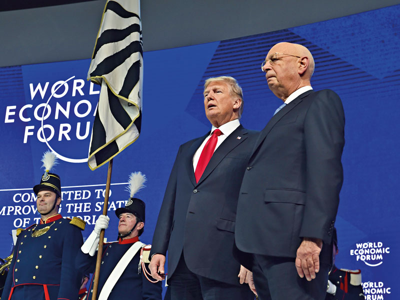 In January 2019, world leaders will gather for the World Economic Forum Annual Meeting. With trade wars threatening to dent global growth, the WEF's yearly call for unity in the face of defiance could be just what society needs