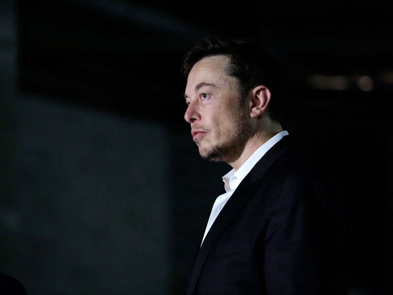 Musk was investigated by the US regulator for making fraudulent claims that he had secured funding to take Tesla private. He will step down as chairman but can continue as CEO of the company