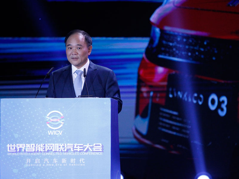 The chairman of Volvo and Geely has signed a deal with a Chinese aerospace firm to build a new ultra-high-speed transportation network