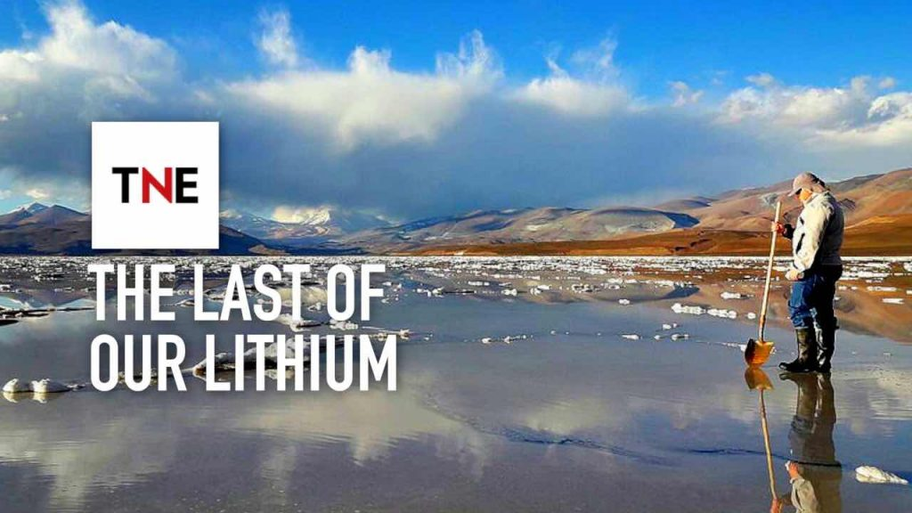 Gabriel Pindar discusses the growing demand for lithium and the potential for NeoLithium's Argentinian asset