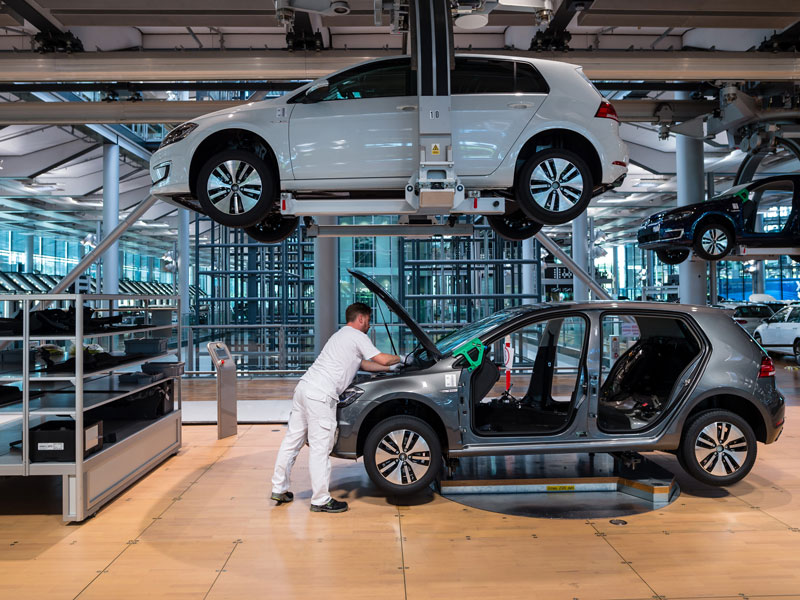 Volkswagen will cease production of its gasoline and diesel vehicles in 2026, as the company vows to reduce production of conventional engines