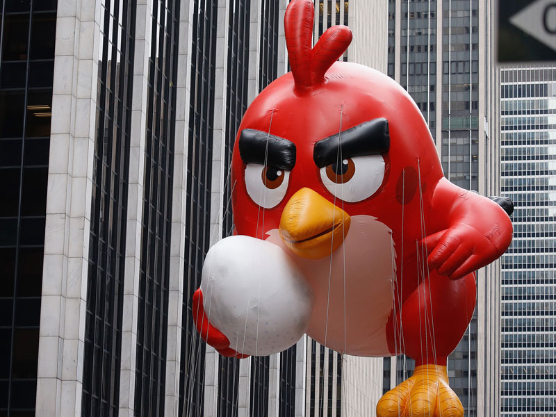 Finland's Rovio receives investment in its subsidiary Hatch Entertainment, bringing 5G gaming a step closer for Japanese consumers