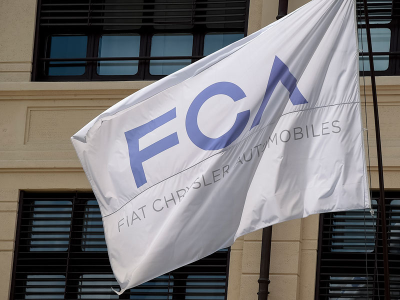Fiat Chrysler has paid the largest fine issued to a single company for at least five years, despite lobbying the Trump administration to revise the fuel economy requirements that led to the penalty