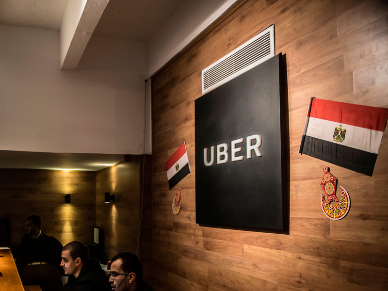 Uber's long-running feud with local taxi drivers in Egypt may finally come to a close after the firm agreed to pay VAT