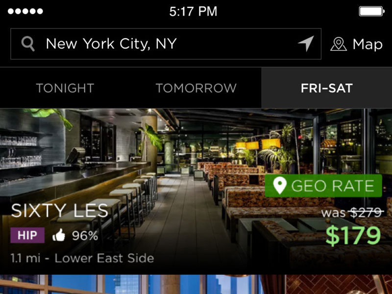 Airbnb acquires hotel booking app, HotelTonight for an undisclosed sum