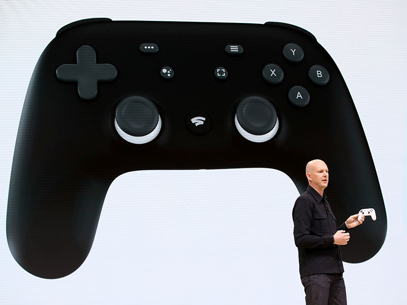 Google's new video game streaming service, Stadia, is set to shake up the $135bn-a-year industry by encouraging gamers to move away from traditional consoles