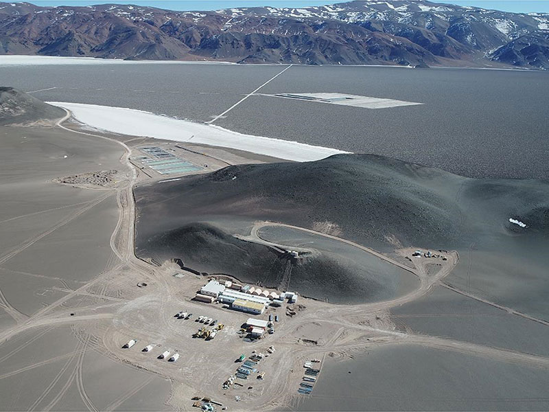 Toronto-based Neo Lithium is making good progress with its lithium exploration project in Argentina, according to a pre-feasibility study released by the company on March 21
