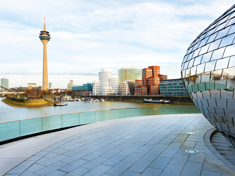 North Rhine-Westphalia is Germany's most important economic region, and has for years been a popular location for foreign companies setting up a base in Europe