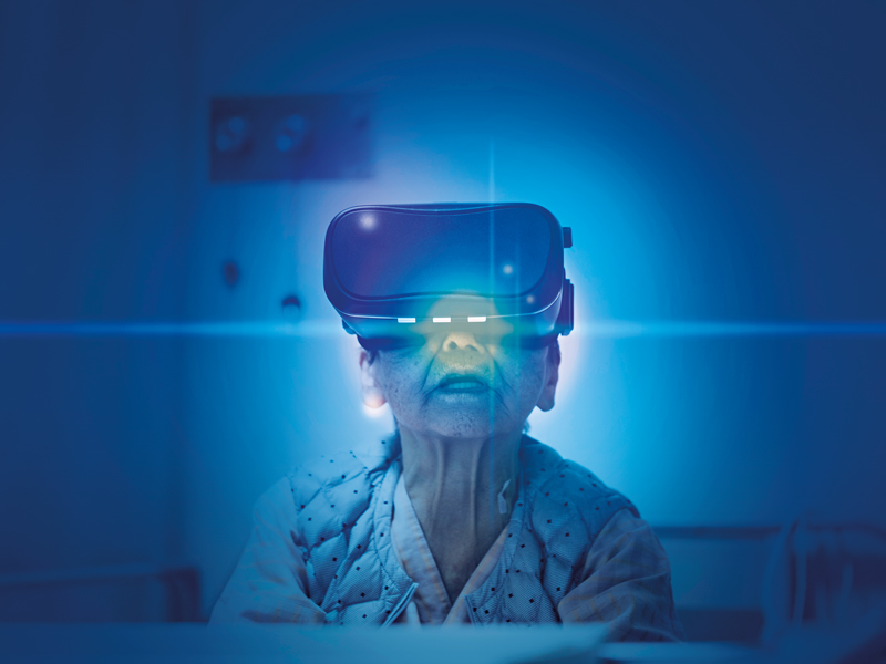 Virtual reality is on the cusp of taking the healthcare sector by storm. With seemingly endless ways to help people with a variety of medical conditions, the virtual world is set to transform the lives of millions