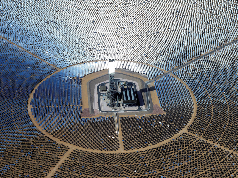 The Ivanpah Solar Electric Generating System is a huge facility that produces power for thousands of homes. Unfortunately, there have also been some unintended negative consequences