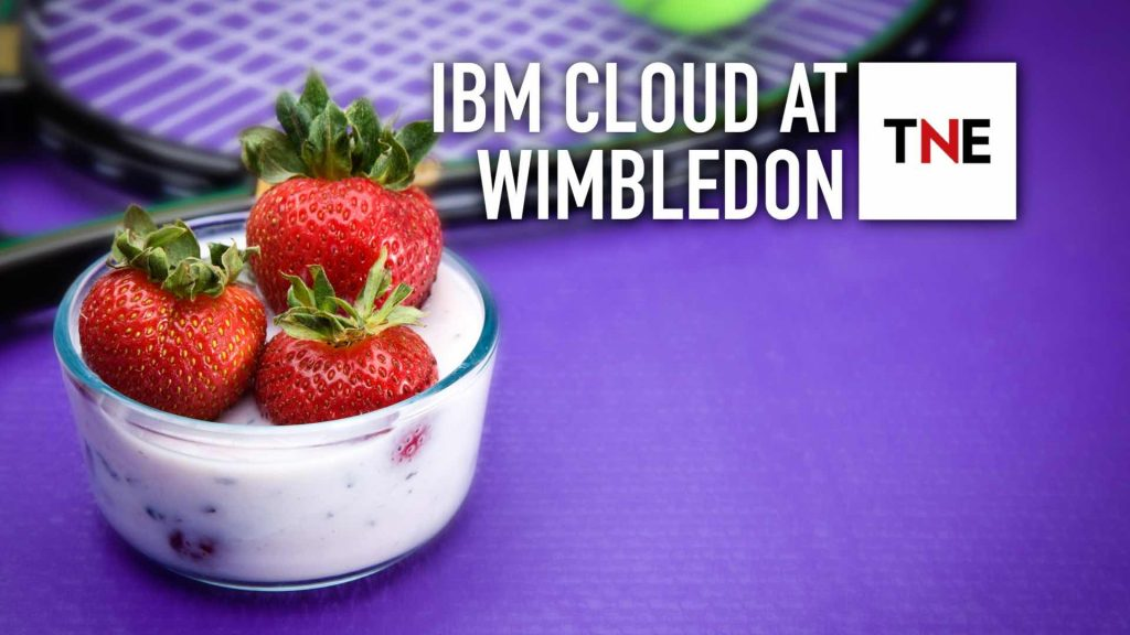 IT Director Bill Jinks tells IBM's Karen Dewar how IBM Cloud gives the Wimbledon Championships security, availability, and confidence