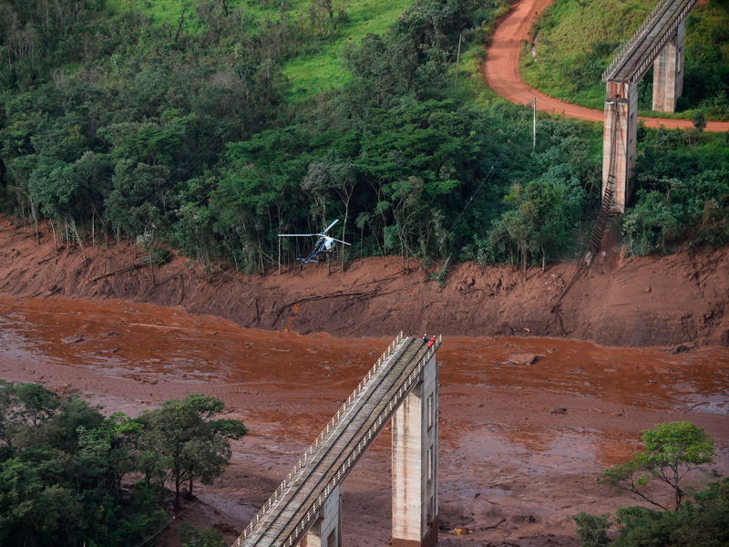 The Brumadinho dam collapse - Brazil's deadliest mining disaster – marks an upward trend in the frequency and severity of disasters relating to mine waste storage