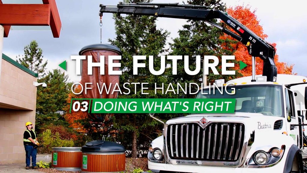 In part three of our video series with Molok North America, we find out how the company is working to improve waste management for users, municipalities, and property developers