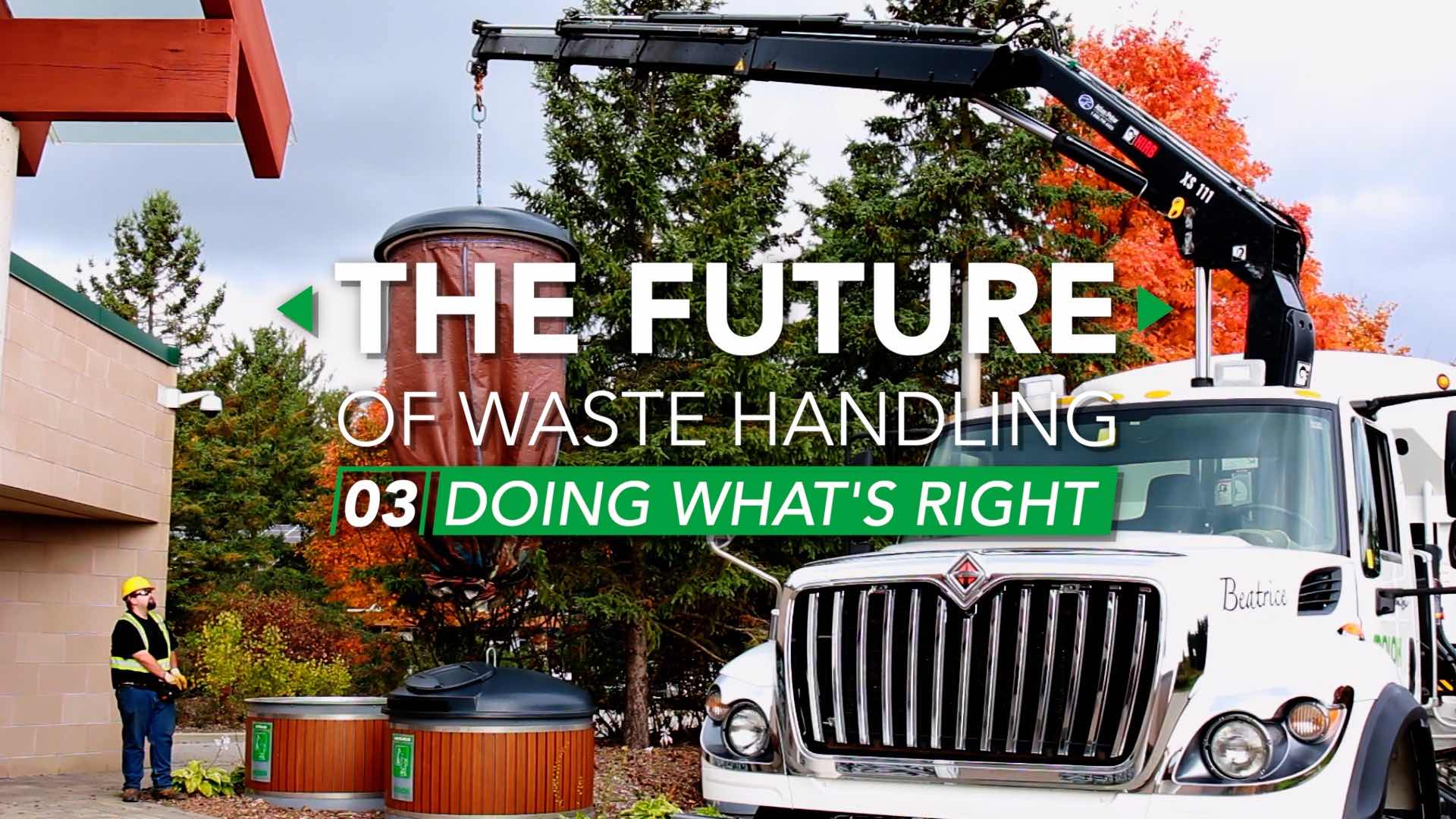 Recycling – The New Economy