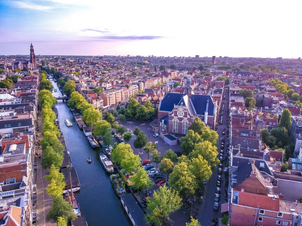 The Dutch capital has put a stop to any new data centres being built, citing the impact these facilities are having on the city's power grid and property market