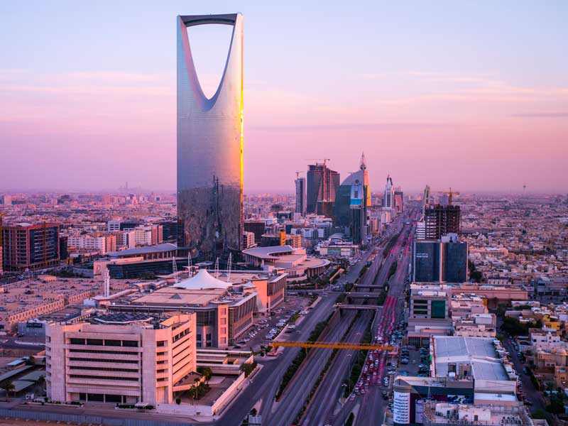 Saudi Arabia's capital market regulator has given two firms permission to test computer-generated investment advice