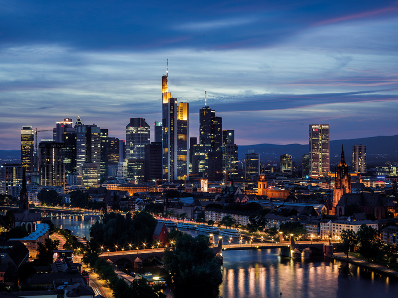With so much uncertainty surrounding global trading conditions, the German state of Hessen offers investors some much-needed reassurance