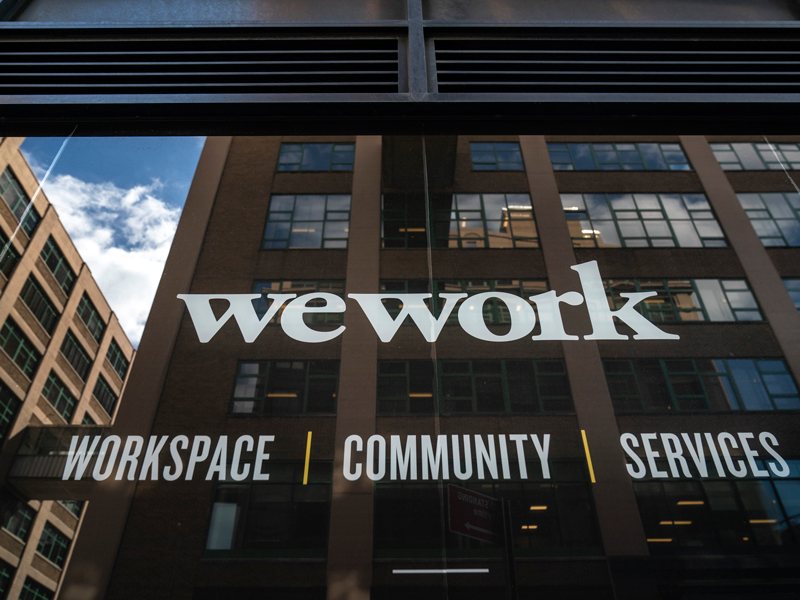 Having once been the US' most highly valued tech start-up, WeWork is now withdrawing its IPO after a turbulent month that saw its co-founder and CEO step down
