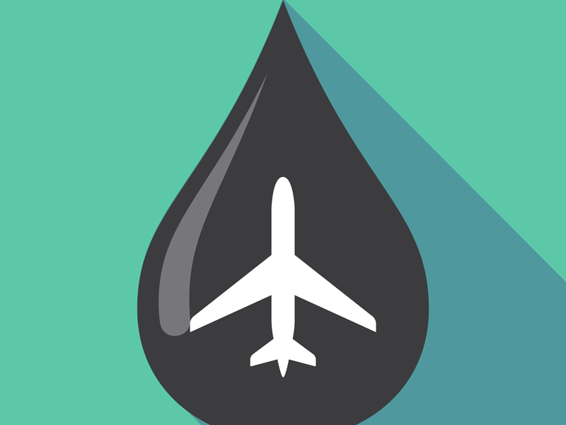 Currently, there is no available alternative to jet fuel and airlines have continued to see their bottom line impacted by rising fuel costs – increased connectivity could provide new smart ways to save fuel and reduce costs