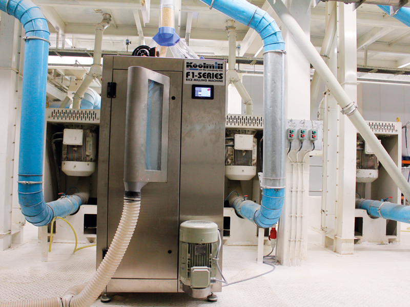 Traditional rice mills can't access modern equipment, resulting in food loss. Koolmill's disruptive technology enables all rice millers to replace antiquated equipment with a simpler next-generation mill
