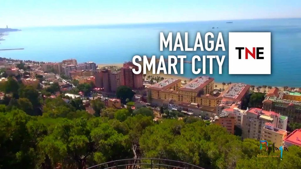 Marc Sanderson outlines Malaga's smart city innovations and benefits for businesses and citizens alike