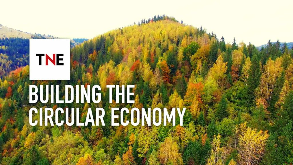 Shifting to a circular economic model has the potential to unlock $4.5trn in economic growth, says SAP's Maggie Buggie