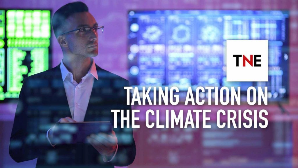 SAP's Daniel Schmid explains how businesses can better understand their carbon footprints in order to make the key changes needed to slow the rate of climate change